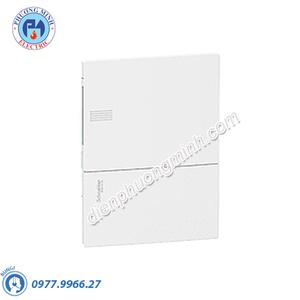Tủ điện nhựa âm tường, cửa trơn chứa 8 MCB - Model MIP22108