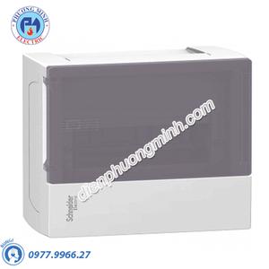 Tủ điện nhựa nổi, cửa mờ chứa 12 MCB - Model MIP12112T