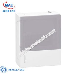 Tủ điện nhựa nổi, cửa mờ chứa 6 MCB - Model MIP12106T