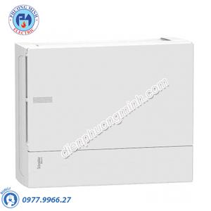 Tủ điện nhựa nổi, cửa trắng chứa 12 MCB - Model MIP12112