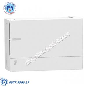 Tủ điện nhựa nổi, cửa trắng chứa 18 MCB - Model MIP12118