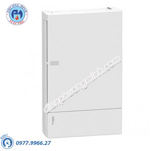 Tủ điện nhựa nổi, cửa trắng chứa 24 MCB - Model MIP12212