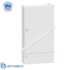 Tủ điện nhựa nổi, cửa trắng chứa 36 MCB - Model MIP12312
