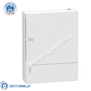 Tủ điện nhựa nổi, cửa trắng chứa 6 MCB - Model MIP12106