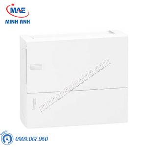Tủ điện nhựa nổi, cửa trơn chứa 12 MCB - Model MIP12112