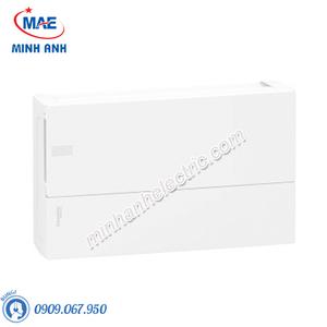 Tủ điện nhựa nổi, cửa trơn chứa 18 MCB - Model MIP12118