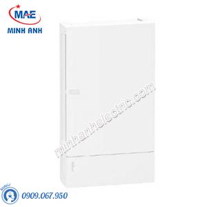 Tủ điện nhựa nổi, cửa trơn chứa 36 MCB - Model MIP12312