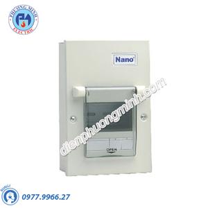 Tủ điện vỏ kim loại chứa 3 module - Model FDP103