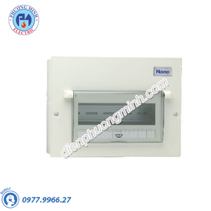 Tủ điện vỏ kim loại chứa 9 module - Model FDP109