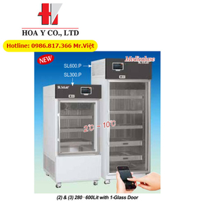 Tủ lạnh 0 - 10oC Phòng thí nghiệm Scilab