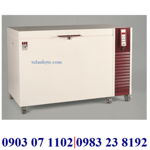 TỦ LẠNH BẢO QUẢN ÂM -85 ĐỘ - GFL – 500 LÍT , DẠNG NẰM NGANG Model: 6385