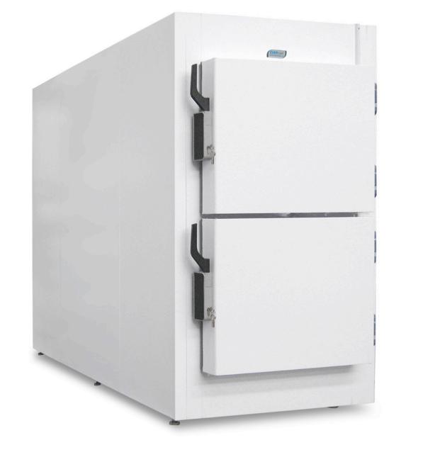 Tủ lạnh bảo quản tử thi 2 ngăn MMC 2.2- hãng Evermed Ý