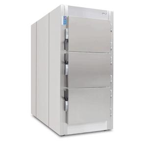Tủ lạnh bảo quản tử thi MMC 3.3- Loại 3 ngăn ,3 cửa