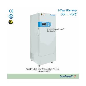 Tủ lạnh đông sâu -95 ...-65oC DuoFreez U500 503 Lít