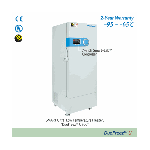 Tủ lạnh đông sâu -95 ...-65oC DuoFreez U800 796 Lít