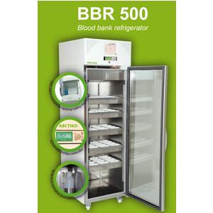 Tủ lạnh trữ máu,523 lít,cửa kính Model:BBR500 ARCTIKO