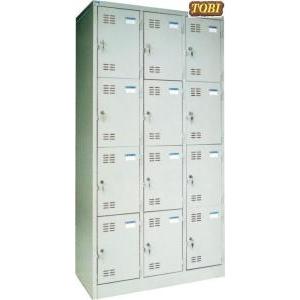 Tủ Locker 12 cánh 3x4