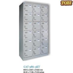 Tủ Locker 18 cánh 3x6