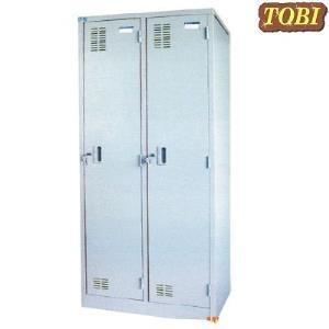 Tủ Locker 2 cánh 1x2