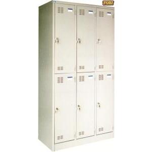 Tủ Locker 6 cánh 2x6