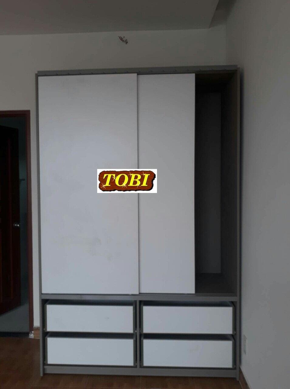 TỦ QUẦN ÁO TOCT168