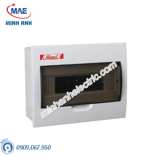 Tủ nhựa âm tường 24 module - Model HDPZ50PR24IP30F