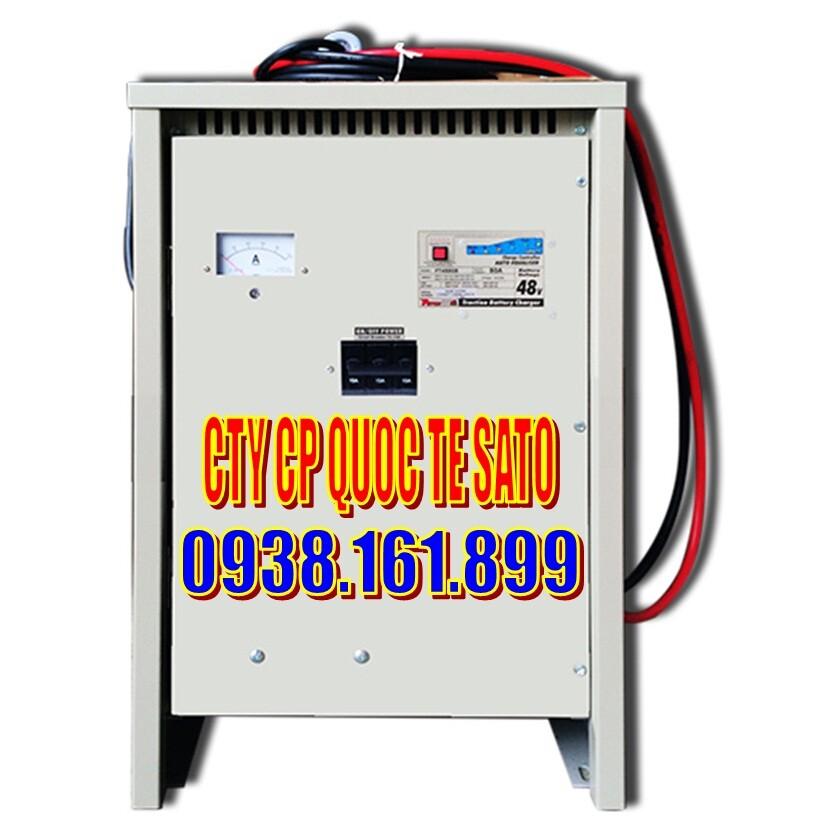 Chuyên cung cấp tủ sạc bình ắc quy xe nâng - bộ sạc bình ắc quy xe nâng