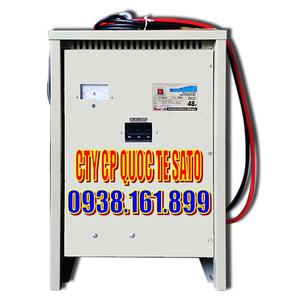 Hệ thống Bộ sạc bình ắc quy xe nâng - tủ sạc bình ắc quy xe nâng - máy sạc bình ắc quy xe nâng