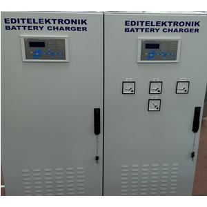 Tủ sạc ắc quy 220VDC/200A