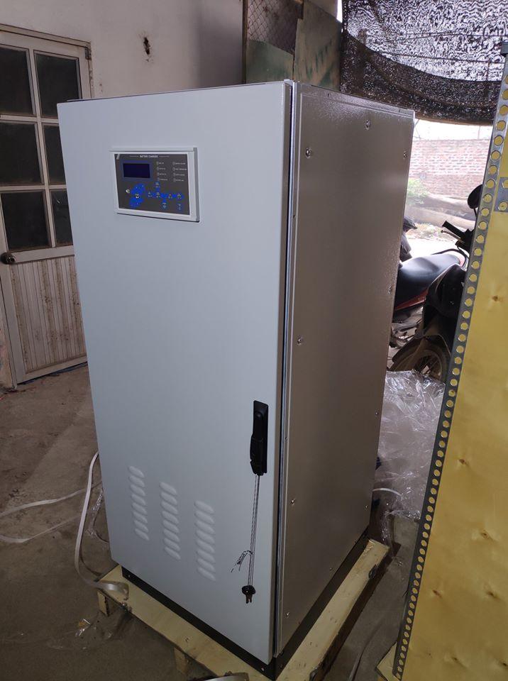 Tủ sạc ắc quy 220VDC/100A