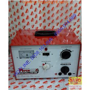 Tủ sach xe nâng 24V - 30A I Phụ tùng xe nâng I Xe nâng Sato