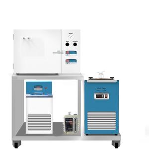 Tủ sấy chân không có bẫy hơi lạnh 450 độ C, 125L