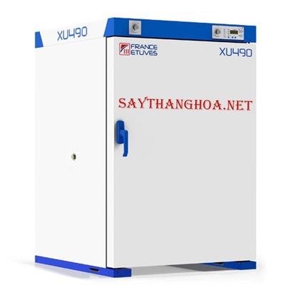 Tủ sấy đôi lưu không khi nóng bằng quạt XU490