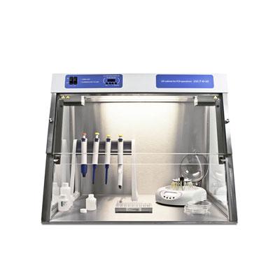 TỦ THAO TÁC PCR LOẠI UVC/T-M-AR, HÃNG GRANT INSTRUMENT/ANH