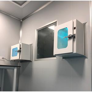 Tủ Truyền PassBox Phòng Sạch