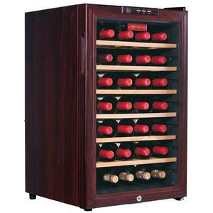 Tủ ướp rượu vang gỗ bán dẫn