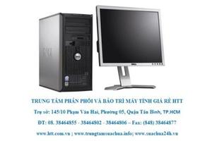 Tư vấn và cung cấp máy bộ máy tính giá rẻ