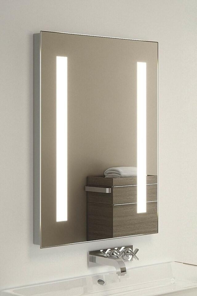 Tủ gương đèn led chữ nhật Citybuilding CBJ 21W
