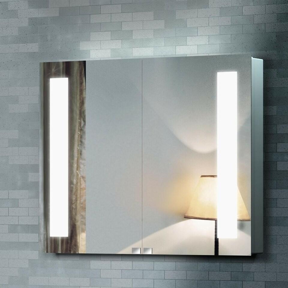 Tủ gương đèn led chữ nhật Citybuilding CBJ 22W