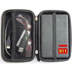 Túi bảo vệ ổ cứng 2.5 PHL-25 (đen)