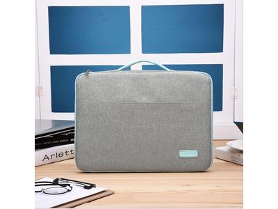 Túi chống sốc Macbook 11,13 icnh Upotimal- M192 (Xám)