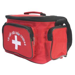 Túi cứu thương màu đỏ