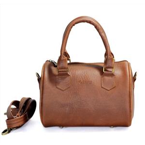 Túi đeo chéo nữ CNT TĐX41 cao cấp Bò Đậm