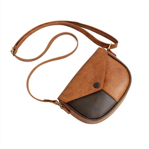 Túi đeo chéo nữ CNT TĐX51 cá tính Bò Đậm