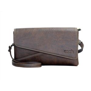 Túi đeo chéo thời trang CNT TĐX46 Nâu