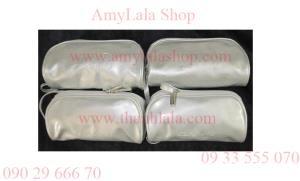 Túi đeo tay Clarins trống cơm - 0902966670 - 0933555070