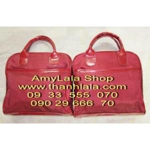 Túi đeo vai cực xinh Shiseido màu đỏ trẻ trung - 0902966670 - 0933555070