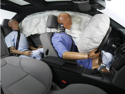 Túi khí – phao cứu sinh trên xe hơi
