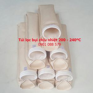 Túi lọc bụi chịu nhiệt 200 - 240ºC