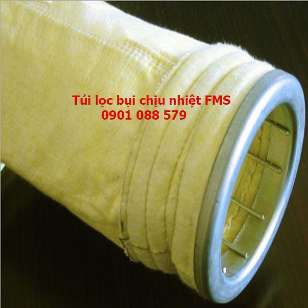 Túi lọc bụi Chịu nhiệt chiu hóa chất FMS